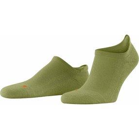FALKE Cool Kick Sneakersocken, 46-48, Grün, Uni, 16609-725805