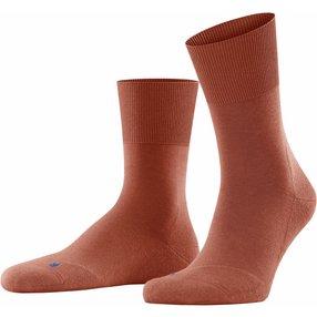 FALKE Run Socken, 42-43, Orange, Uni, Baumwolle, 16605-882903