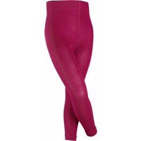 FALKE Active Warm Kinder Leggings, 122-128, Rosa, Uni, 13838-804604