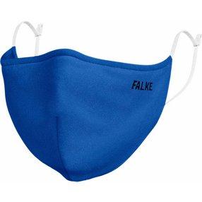 FALKE 1-Pack Mund-Nasen-Maske, M, Blau, Uni, 44805-694002