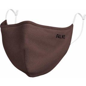 FALKE 1-Pack Mund-Nasen-Maske, S, Braun, Uni, 44805-531001
