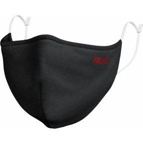 FALKE 1-Pack Mund-Nasen-Maske, S, Schwarz, Uni, 44805-300901