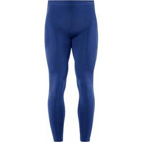 FALKE Herren Tights Maximum Warm, XL, Blau, Uni, 33538-671405
