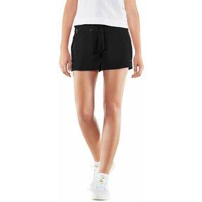 FALKE Challenger Damen Shorts, M, Schwarz, 37935-300003
