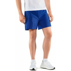 FALKE Basic Challenger Herren Shorts, L, Blau, 38935-671204