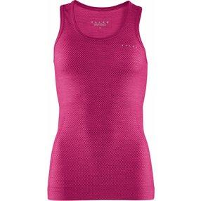 FALKE Damen Tanktop Wool-Tech Light, M, Pink, Uni, 33461-828403