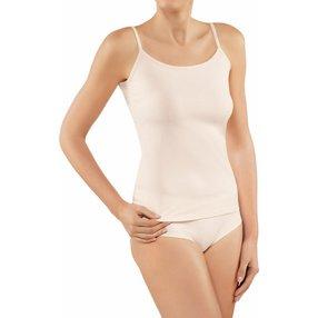 FALKE 2-Pack Damen Tops Daily Comfort, S, Beige, 69021-401602