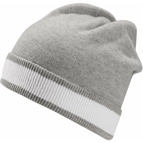 FALKE Mütze, Onesize, Grau, 67040-382001