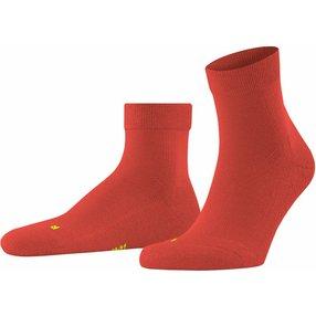 FALKE Cool Kick Kurzsocken, 46-48, Orange, Uni, 16602-865505