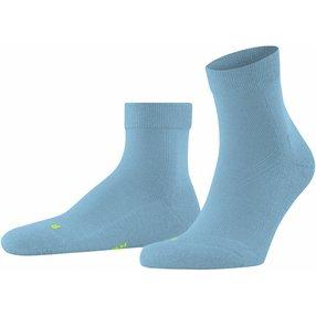FALKE Cool Kick Kurzsocken, 39-41, Blau, Uni, 16602-678802