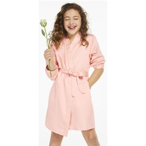 Hunkemöller Kimono Satin Brides Crew Teens Rose