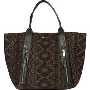 Replay Shopper mit Jacquard-Muster