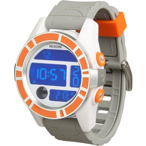 Nixon Digitale Armebanduhr Unit SW