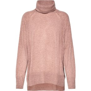 Whistles Pullover CASHMERE ROLL NECK SWEATER