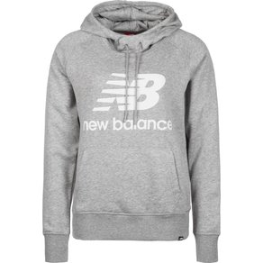New Balance Essentials Kapuzenpullover Damen