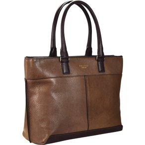 Piquadro Archimede Shopper Tasche Leder 35 cm