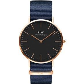 Daniel Wellington Uhr Classic 40 Bayswater