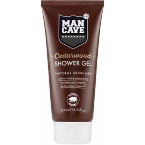 ManCave Cedarwood ShowerGel Duschgel