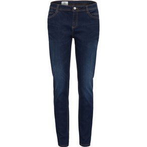 STREET ONE Dunkle Jeans York