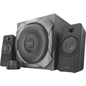 Trust Zelos 2 1 PC-Lautsprecher Kabelgebunden 50W Schwarz