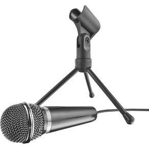 Trust Starzz PC-Mikrofon Schwarz Kabelgebunden