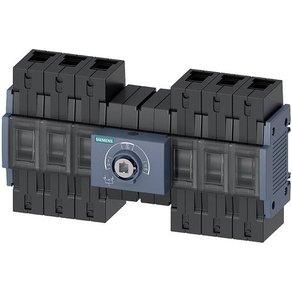 Siemens Netzumschalter 3polig 80A 8 Wechsler 415 V AC 3KC03282NE000AA0