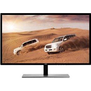 AOC U2879VF LCD-Monitor 71 1cm 28 Zoll EEK C A F 3840 x 2160 Pixel UHD 2160p 4K 1 ms Displa