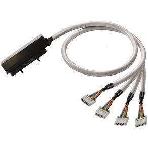 Weidmüller 1512010015 PAC-CTLX-4X10-V0-1M5 SPS-Verbindungsleitung 60V