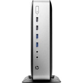 HP t730 Thin Client AMD RX 8GB 32GB Flash M 2 Windows 10 IoT Enterprise Radeon HD9000