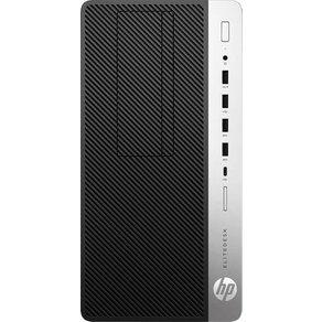 HP EliteDesk 705 G4 MT Desktop PC AMD Ryzen 7 8GB 512GB SSD Windows10 Pro Radeon R7 430