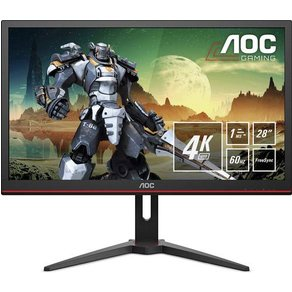 AOC G2868PQU Gaming Monitor 71 1cm 28 Zoll EEK B A D 3840 x 2160 Pixel UHD 2160p 4K 1 ms