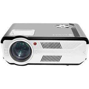 LA VAGUE Beamer HD300 LED 1280 x 800 WXGA 1500 1 Silber-Schwarz