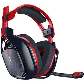 ASTRO A40TR-X PC PS4 ANNIVERSARY Gaming Headset 3 5mm Klinke schnurgebunden Over Ear Rot Schwarz