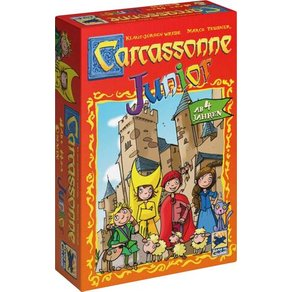 Asmodee Carcassonne Junior HIGD0503