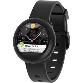 MyKronoz ZeRound3 Lite Smartwatch Schwarz