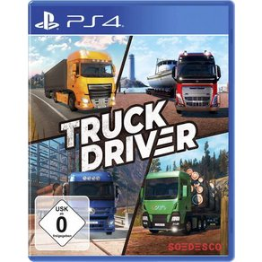 Sony Truck Driver PS4 USK 0
