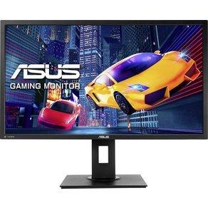 Asus VP28UGL Gaming Monitor 71 1cm 28 Zoll EEK B A E 3840 x 2160 Pixel UHD 2160p 4K 1 ms H