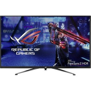 Asus ROG XG438G LED-Monitor 109 2cm 43 Zoll EEK B A E 3840 x 2160 Pixel UHD 2160p 4K 4 ms