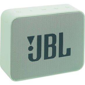 JBL Go2 Bluetooth Lautsprecher AUX Freisprechfunktion Outdoor Wasserfest Mint