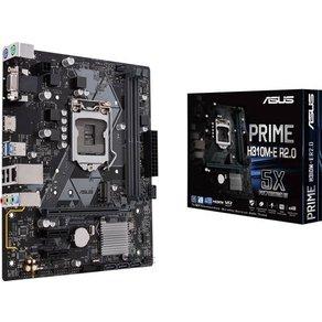 Asus PRIME H310M-E R2 0 Mainboard Sockel Intel1151 Formfaktor Micro-ATX Mainboard-Chipsatz IntelÂ
