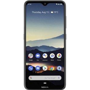 "Nokia 7 2 Dual-SIM-Handy 64GB 6 3 Zoll 16 cm Dual-SIM Androida""¢ 9 0 48 Mio Pixel Charcoal"