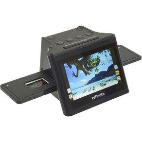 Reflecta Negativscanner 14 Mio Pixel Digitalisierung ohne PC Display Speicherkarten-Steckplatz T