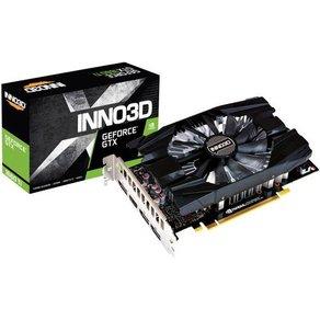 """Inno 3D Grafikkarte Nvidia GeForce GTX1660 Ti Compact X1 6GB GDDR6-RAM PCIe x16 HDMIa""""¢ DisplayPort"""