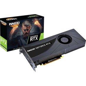 """Inno 3D Grafikkarte Nvidia GeForce RTX2080S Jet 8GB GDDR6-RAM PCIe x16 HDMIa""""¢ DisplayPort"""