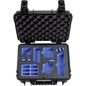 B W outdoor cases Typ 3000 Kamerakoffer Wasserdicht