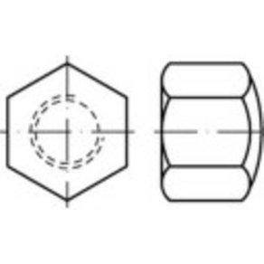 TOOLCRAFT 118855 Sechskant-Hutmuttern M20 DIN 917 Stahl galvanisch verzinkt 25St