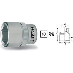 Hazet 880-6 Aussen-Sechskant Steckschlüsseleinsatz 6mm 3 8 10 mm