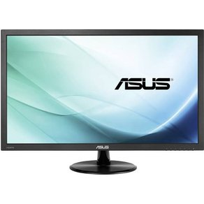 "Asus VP278H LED-Monitor 68 6cm 27 Zoll EEK B A F 1920 x 1080 Pixel Full HD 1 ms HDMIa""¢ VGA"