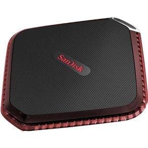 Sandisk Extreme510 Portable Externe SSD-Festplatte 6 35cm 2 5 Zoll 480GB Schwarz USB 3 0
