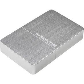 Freecom mhDD Desktop Drive Externe Festplatte 8 9cm 3 5 Zoll 8TB Silber USB 3 0